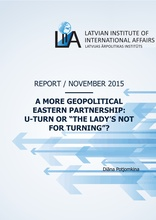 "A More Geopolitical Eastern Partnership: U-Turn or ""The Lady's Not For Turning""?"